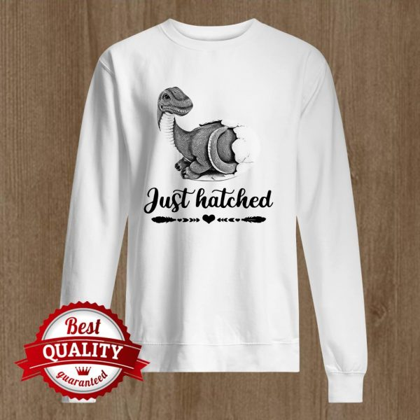 Saurus Just Hatched Sweater