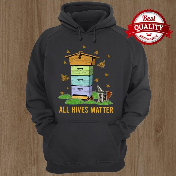 All Hives Matter hoodie